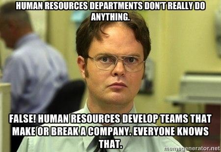 Funny Side of HR