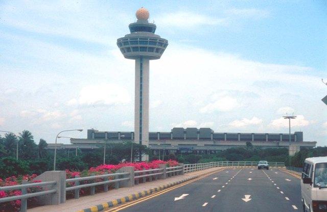 SIN Singapore Changi Airport b